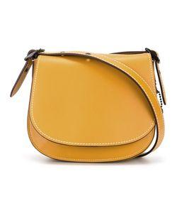 COACH | Stitching Detail Shoulder Bag