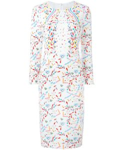 Peter Pilotto | Print Dress 12 Polyester/Spandex/Elastane/Acetate