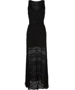 CECILIA PRADO | Knit Maxi Dress G Viscose/Acrylic/Polyester