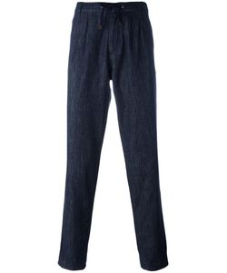 Brunello Cucinelli | Drawstring Jeans 50 Cotton/Polyester