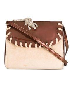 Amelie Pichard | Amélie Pichard Woven Detail Shoulder Bag