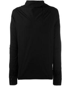 ALCHEMY | High Neck Sweatshirt Small Cotton/Polyester