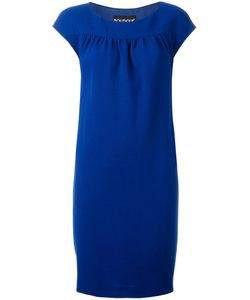 BOUTIQUE MOSCHINO | Fitted Dress 42 Virgin Wool