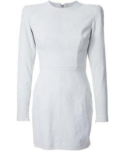 ALEX PERRY | Sutton Mini Dress 6 Suede