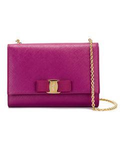 Salvatore Ferragamo   Small Vara Flap Bag