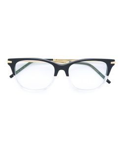 BOUCHERON | Square Frame Sunglasses 52 Acetate/Metal