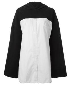 Wanda Nylon   Oversized Hoodie 38 Cotton