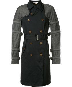 COMME DES GARCONS HOMME PLUS | Comme Des Garçons Homme Plus Buckled Bondage Trench Coat