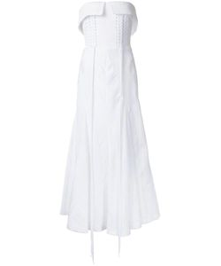 ALEX PERRY | Bailey Dress 8 Cotton/Polyester