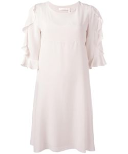 See By Chloe | See By Chloé Ruffle Sleeves Dress 38 Silk/Viscose