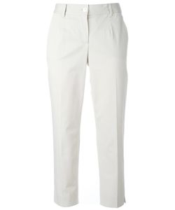 Dolce & Gabbana | Cropped Straight Fit Trousers 46