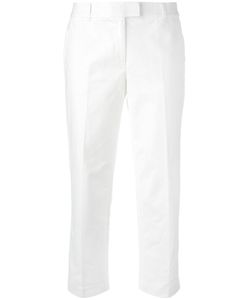 Michael Michael Kors | Cropped Trousers 4 Cotton/Spandex/Elastane
