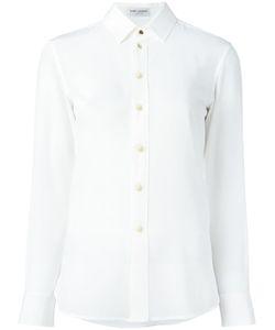 Saint Laurent | Classic Shirt 40 Silk
