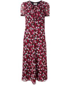 Saint Laurent | Print Dress 38 Silk