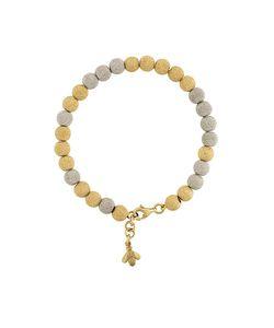 Carolina Bucci | Florentine Finish Beaded Bracelet
