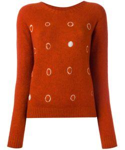 SUZUSAN | Round Neck Jumper Medium Cashmere