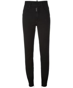 Dsquared2 | Twiggy High Waisted Jeans 42 Cotton/Spandex/Elastane/Polyester