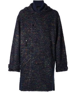 TILLMANN LAUTERBACH | Malespine Coat Medium Virgin Wool/Cotton/Acrylic/Nylon