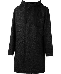 TILLMANN LAUTERBACH | Massot Hooded Coat Xl Sheep Skin/Shearling