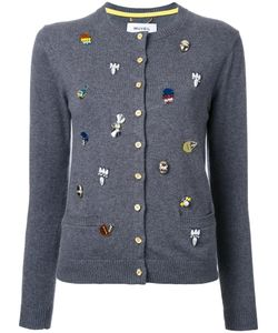 Muveil | Embellished Cardigan 40 Cotton/Polyester