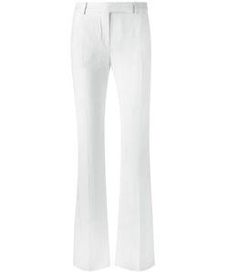 Alexander McQueen | Flared Trousers 46 Viscose/Acetate/Cupro