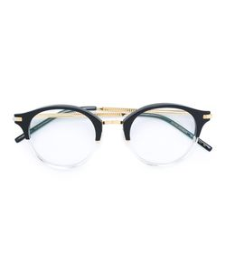 BOUCHERON | Round Frame Glasses Acetate/Metal
