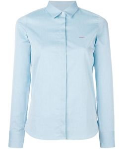 MAISON LABICHE | Embroidered Shirt Womens Size Small Cotton