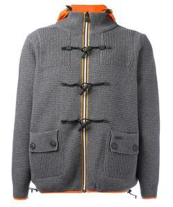 Bark | Patch Pocket Jacket Medium Polyamide/Wool