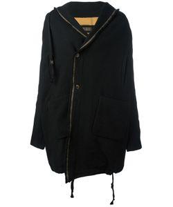 UMA WANG | Ludovico Coat Medium Wool/Linen/Flax/Cotton/Spandex/Elastane