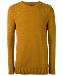 Barbour Heritage | Bearsden Crew Neck Jumper Large Cotton
