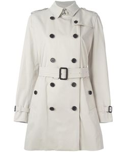 Burberry | Kensington Belted Trench Coat 8 Cotton/Viscose