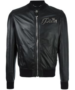 Philipp Plein | Wild Tiger Bomber Jacket Large Sheep