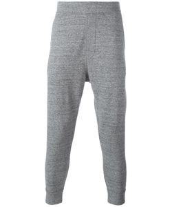 Dsquared2 | Dropped Crotch Track Pants Large Cotton