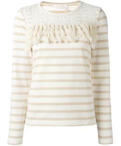 See By Chloe | See By Chloé Striped Blouse Medium Cotton