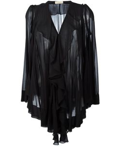 Wunderkind | Ruffle Detail Blouse 34 Polyester