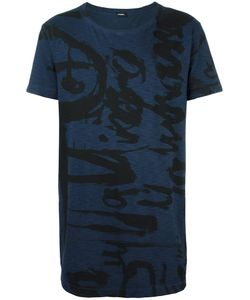 Diesel | Front Print T-Shirt Xl Cotton