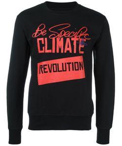 Vivienne Westwood | Man Revolution Print Sweatshirt Large Cotton