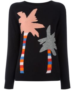 Chinti And Parker | Intarsia Jumper Xs Cashmere