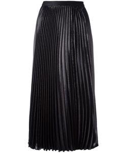 Diane Von Furstenberg | Heavyn Lurex Skirt 6 Nylon/Rayon/