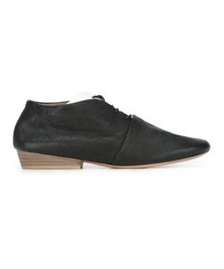 Marsell | Marsèll Pointy Lace-Up Shoes 41 Calf Leather/Leather/Rubber