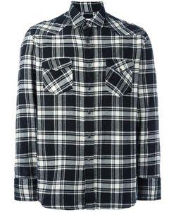 SALVATORE PICCOLO | Checked Shirt 39 Cotton