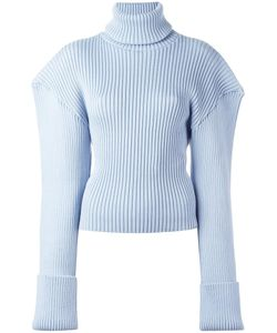 JACQUEMUS | Oversized Shoulder Jumper 40 Wool