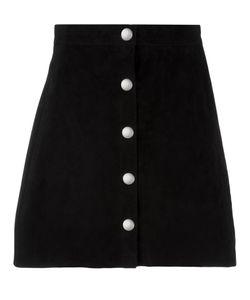 Manokhi | Bella Skirt 36 Polyamide/Lamb Skin