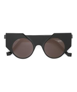 VAVA | Cat Eye Sunglasses Acetate/Aluminium
