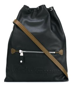 Salvatore Ferragamo | Drawstring Fastening Backpack Calf Leather