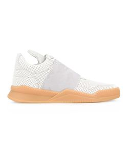 Filling Pieces | Wide Strap Sneakers 42 Leather/Suede/Rubber/Nylon