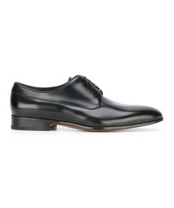 Salvatore Ferragamo | Classic Lace-Up Shoes 6 Calf Leather/Leather