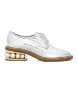 Nicholas Kirkwood | 35mm Casati Pearl Derby Shoes 37.5