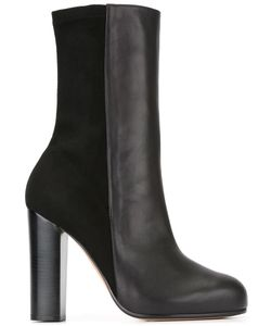 Jean-Michel Cazabat | Lindsay Boots 38 Calf Leather/Goat Skin/Leather