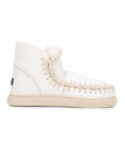 Mou | Eskimo Sneakers 36 Sheep Skin/Shearling/Leather/Rubber